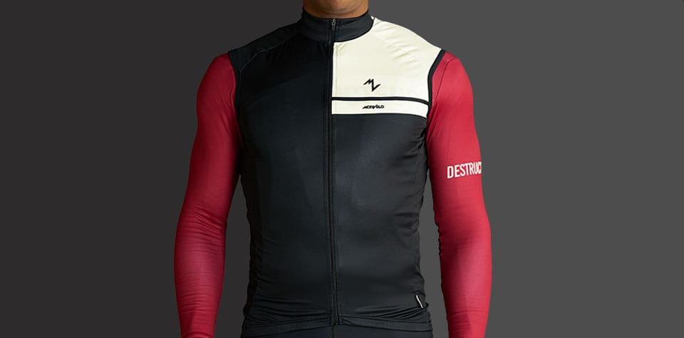 Morvelo Autumn Winter Rustique Hemisphere Gilet