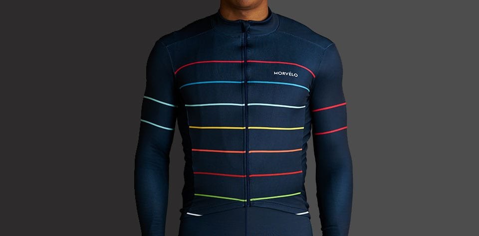 Morvelo Autumn Winter Thermoactive Jersey