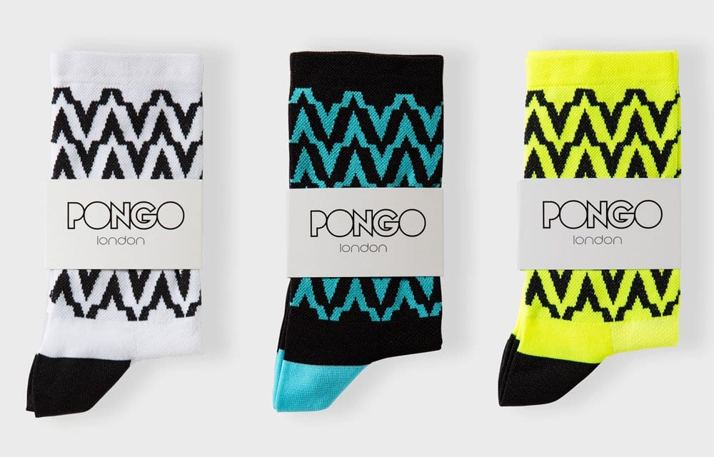 Pongo Socks aim for ultimate expression
