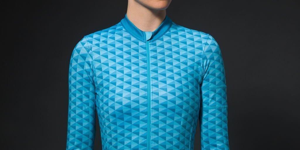 Rapha Cross Long Sleeve Souplesse Jersey