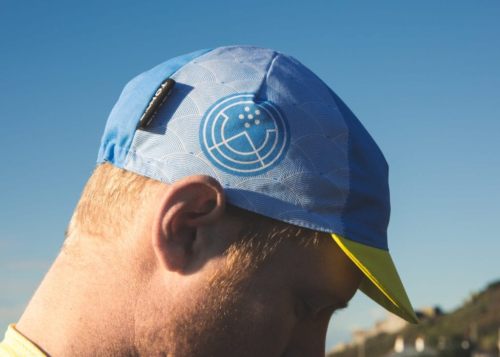 Tokyo Fixed Second Wave Cycling Cap
