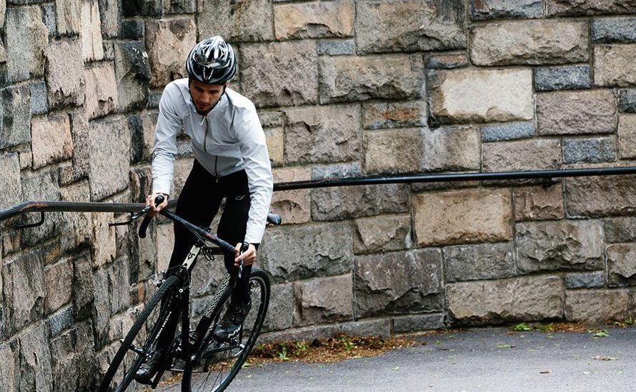 Velocio Recon Hardshell Jacket takes on all-comers