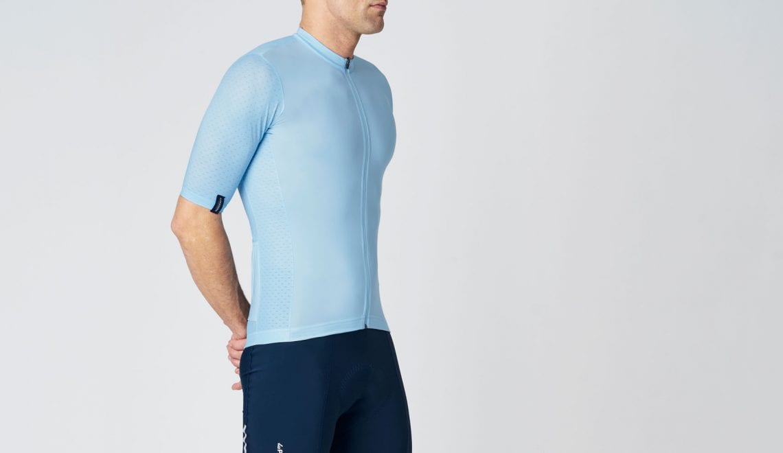 La Passione Lightweight Jersey gives heavyweight value