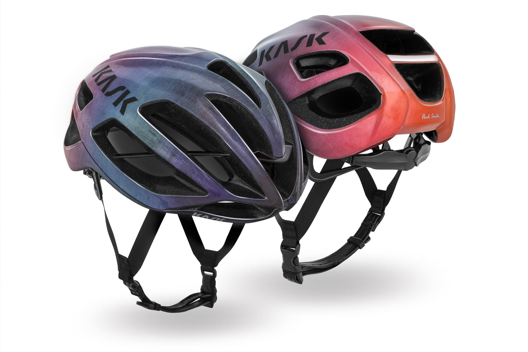 Paul Smith + Kask show us the Rainbow